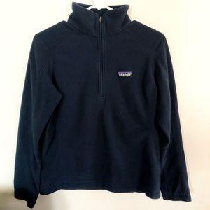 Patagonia Micro Fleece | Navy Blu | Sz S